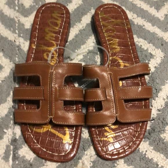 f64a0e4be3bc Brand new Sam Edelman Bay Slide Sandals. M 5b15eed5c6177792e0c377e1